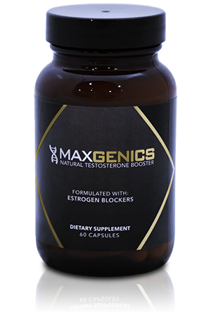 High Quality MaxGenics Testosterone Booster